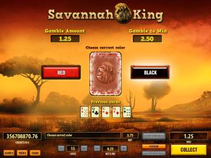 SavannahKing-Gamble