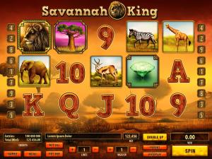 savannah-king